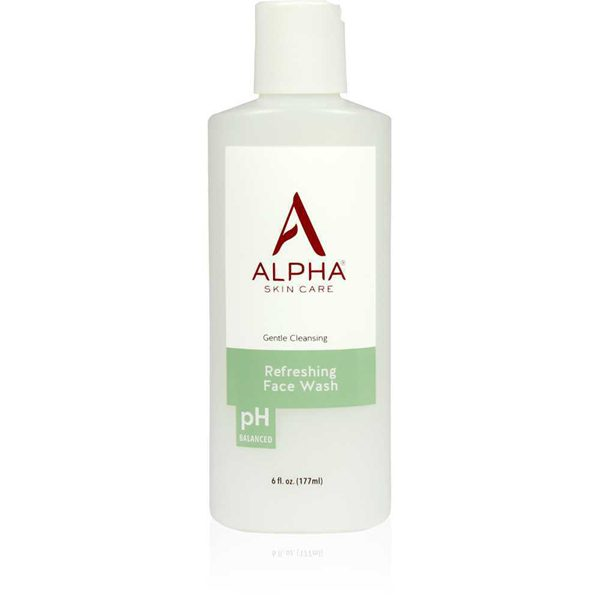 REFRESHING-FACE-WASH-WITH-AHA,-6-OZ